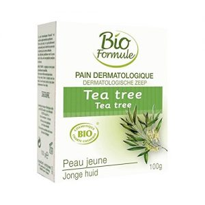 Pain dermatologique tea tree Bioformule