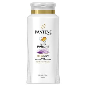 Shampooin volume pantene